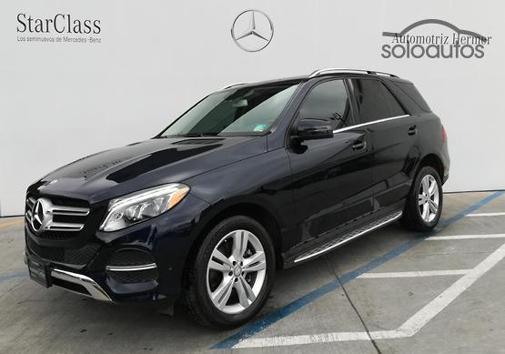 2017 Mercedes-Benz Clase GLE 3.5 GLE 350 Exclusive AT