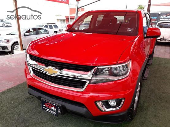 2017 Chevrolet Colorado LT Doble Cabina C 4x4