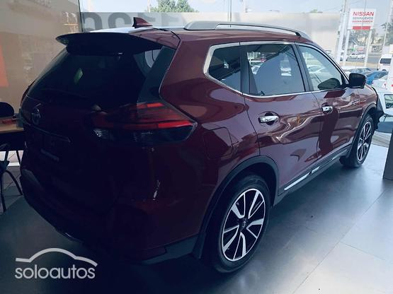 2019 Nissan X-TRAIL Exclusive 2 ROW
