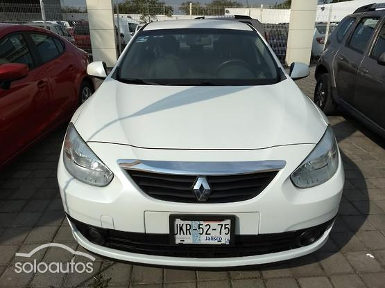 2012 Renault Fluence Expression CVT