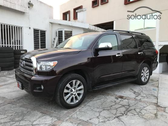 2015 Toyota Sequoia 5.7L V8 Limited