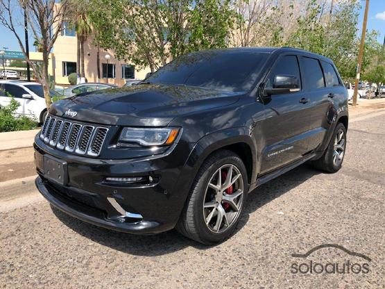2016 Jeep Grand Cherokee SRT8 V8 4X4