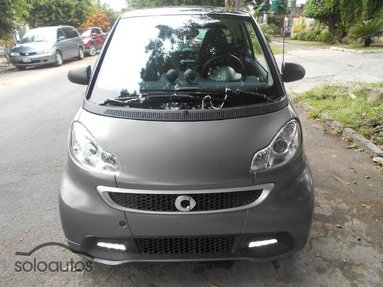 2015 Smart Fortwo Coupé Passion