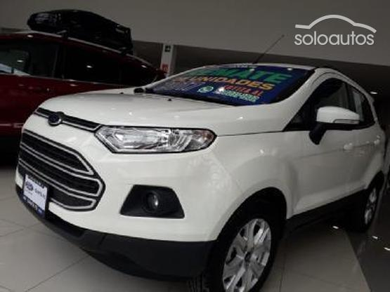 2018 Ford EcoSport Trend TM