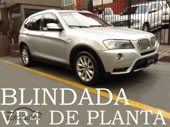2013 BMW X3 3.0 xDrive 35iA Top AT