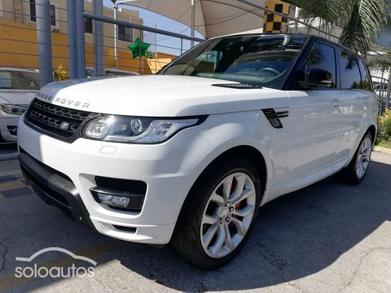 2015 Land Rover Range Rover Sport 5.0 Supercharged Autobiography