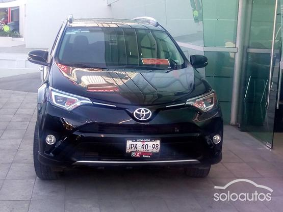 2018 Toyota RAV4 2.5 Limited 4WD AT