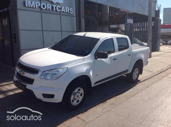 2016 Chevrolet S-10 LS Doble Cabina A