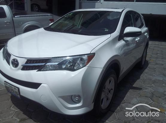 2013 Toyota RAV4 2.5 XLE AT