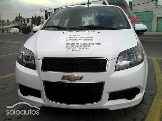 2017 Chevrolet Aveo LT X AT