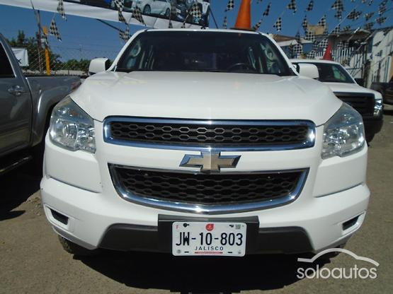 2013 Chevrolet Colorado Doble Cabina 4x4 TA