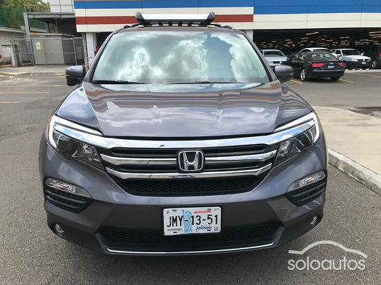 2016 Honda Pilot 4WD Touring AT