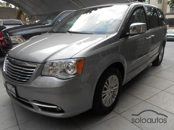 CHRYSLER Town & Country 2015 89114163