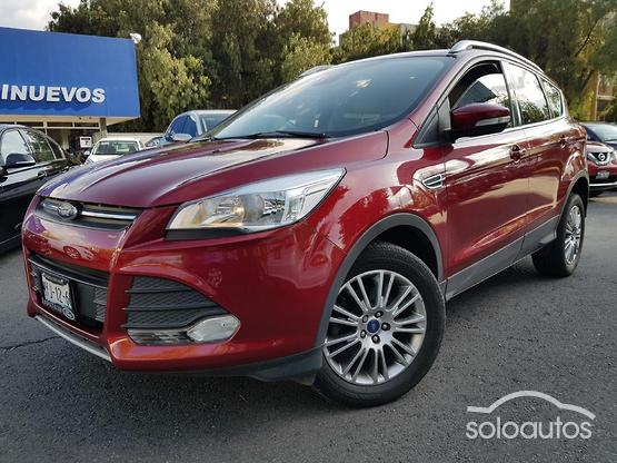 2016 Ford Escape Trend