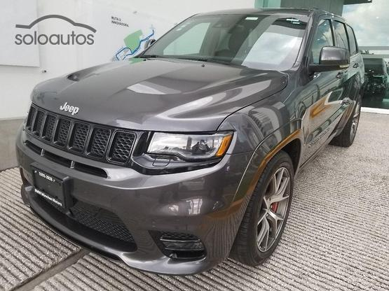 2017 Jeep Grand Cherokee SRT8 V8 4X4