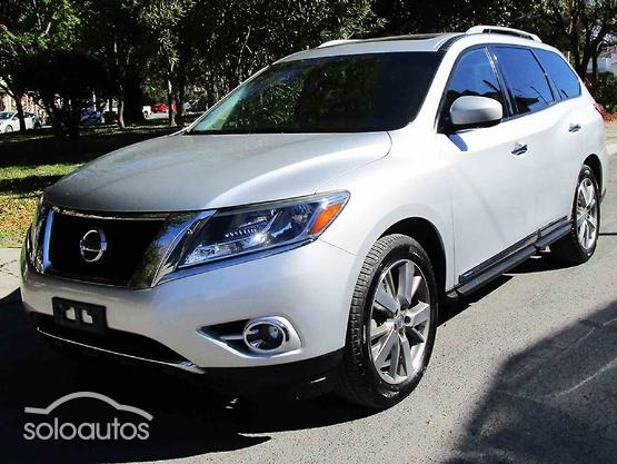 2014 Nissan Pathfinder Exclusive TA