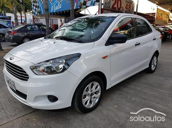 2017 Ford Figo ENERGY TM 4 PTAS