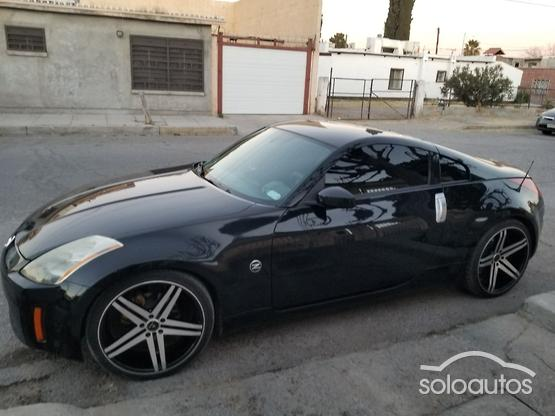 2003 Nissan 350Z Touring 6 MT