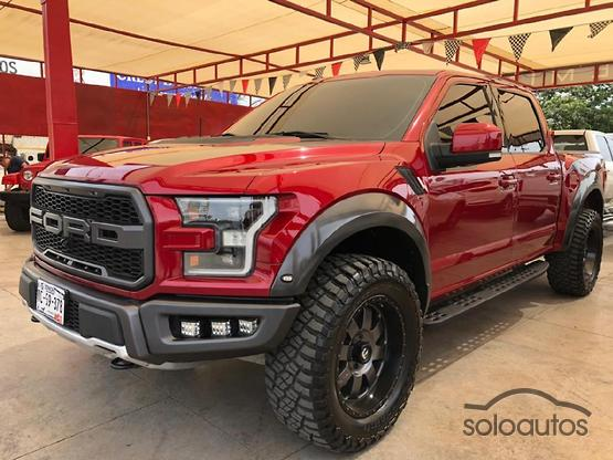 2017 Ford Lobo Raptor Super Cab 4x4