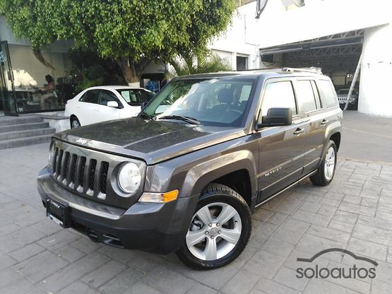 2017 Jeep Patriot Sport ATX