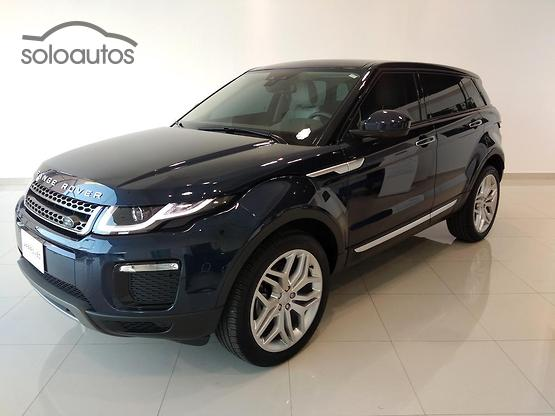 2018 Land Rover Range Rover Evoque 2.0 HSE Dynamic AT 4WD