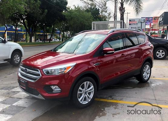 2017 Ford Escape S 2.5L