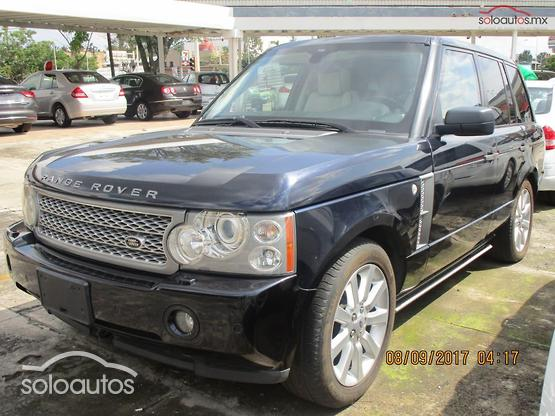 2008 Land Rover Range Rover 4.2 Supercharged