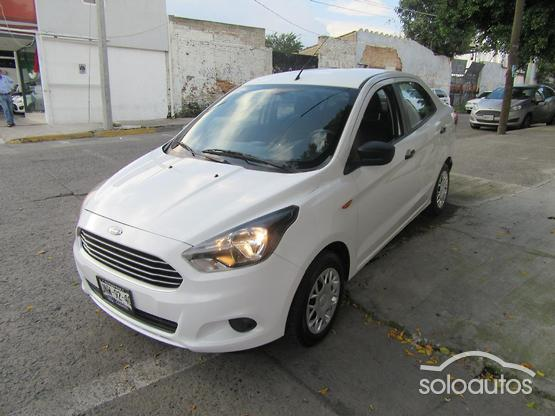 2017 Ford Figo IMPULSE TM A/A 5 PTAS