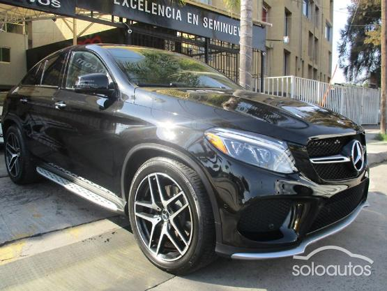 2017 Mercedes-Benz Clase GLE Coupe Mercedes-AMG GLE 43 Coupe