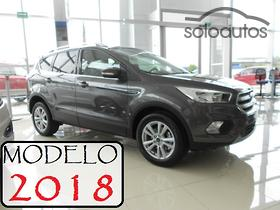 2018 Ford Escape S 2.5L