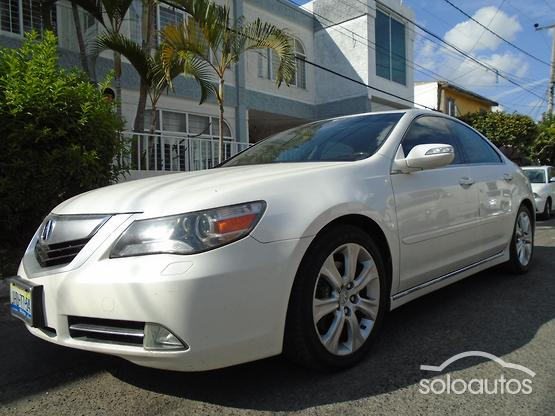 2009 Acura RL 3.5 5AT