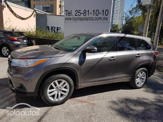 2015 Toyota Highlander 3.5 LE AT