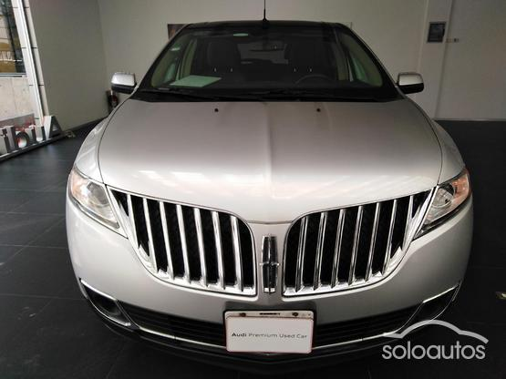 2015 Lincoln MKX MKX Navigation Package