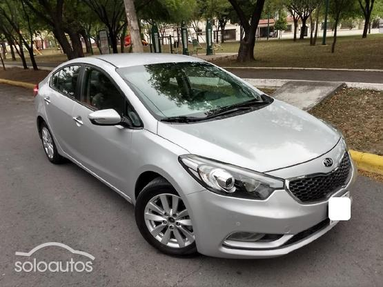 2016 KIA FORTE EX 2.0 AT