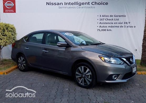 2018 Nissan Sentra Advance CVT