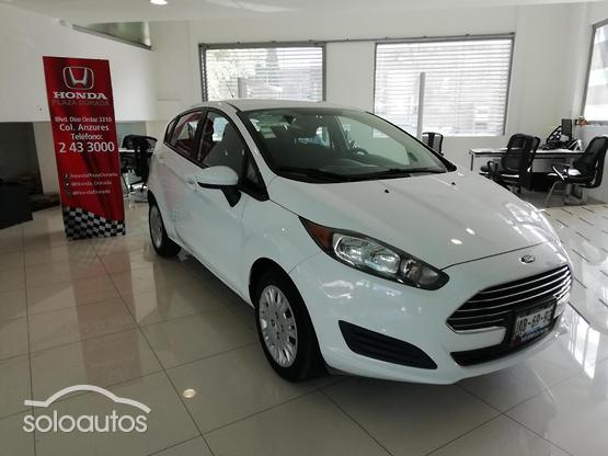 2015 Ford Fiesta S MT 5 ptas