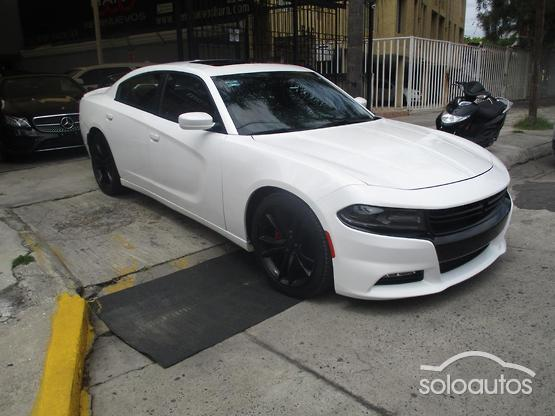 2015 Dodge Charger R/T ATX