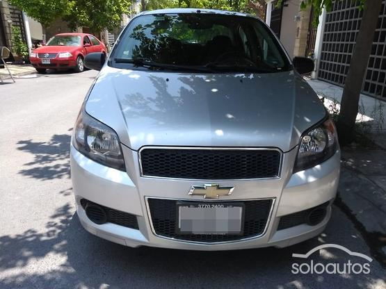 2014 Chevrolet Aveo M LS Manual, aire acondicionado