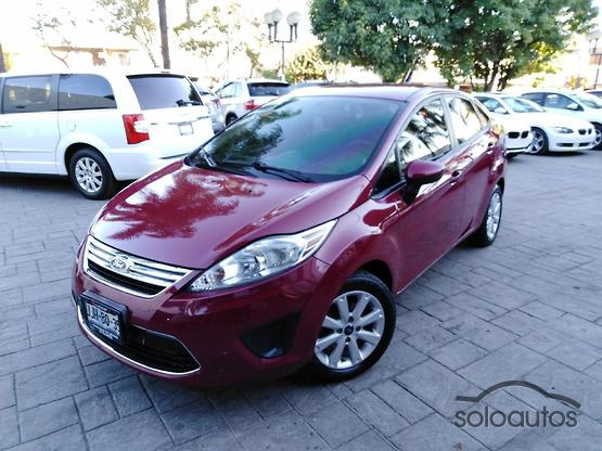 2011 Ford Fiesta SE MT