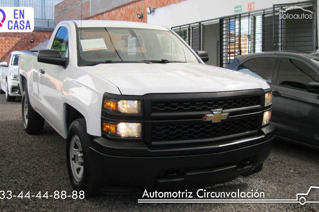 autos camionetas y 4x4s usados agencias chevrolet silverado 1500 en venta en mexico soloautos mx autos camionetas y 4x4s usados