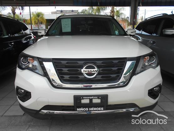 2017 Nissan Pathfinder Advance
