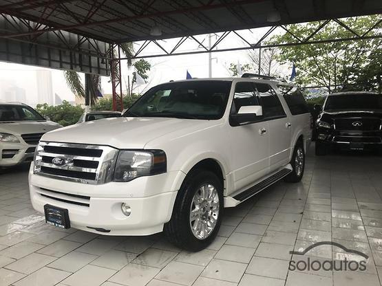 2013 Ford Expedition Max Limited 4x2 5.4 V8