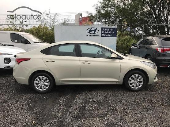2018 Hyundai Accent GL AT