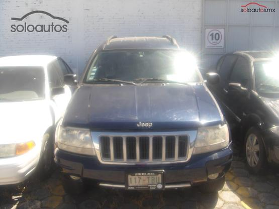 2002 Jeep GRAND CHEROKEE (OLD) OVERLAND V8