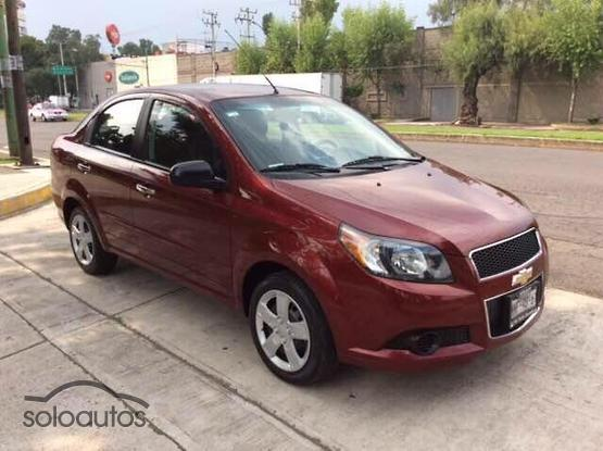 2013 Chevrolet Aveo D LTZ Manual, bolsas de aire, ABS