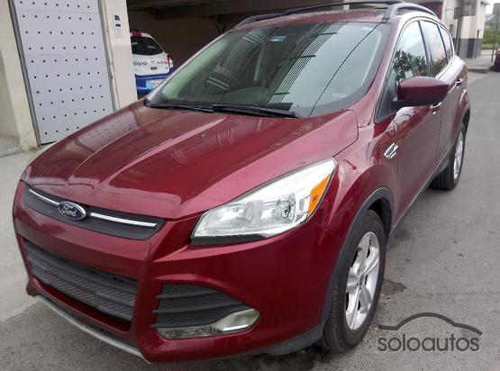 2013 Ford Escape SE Plus Panorama Roof