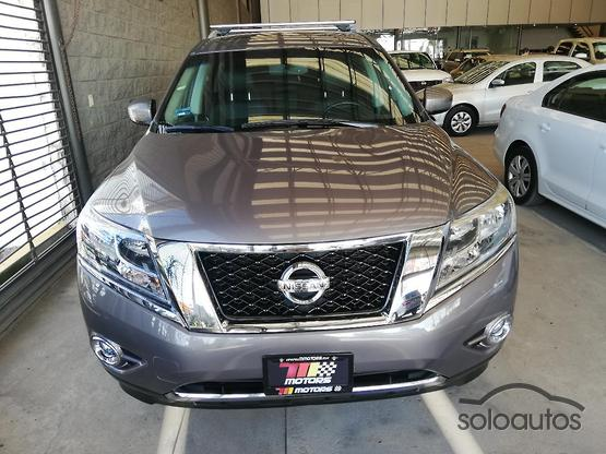 2013 Nissan Pathfinder Advance TA