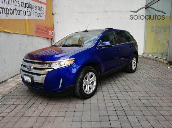 2013 Ford Edge Limited 3.5 V6 Piel Sunroof