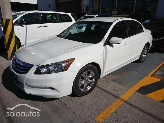 2012 Honda Accord LX L4 AT