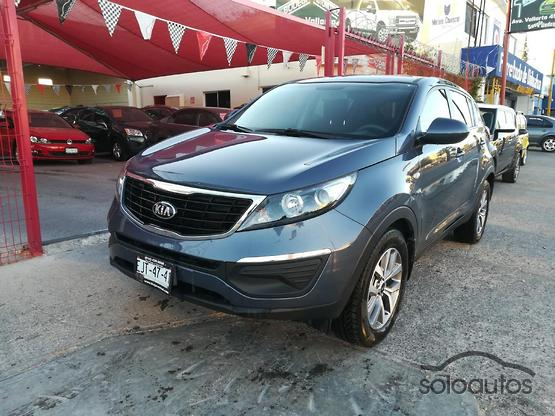 2016 KIA SPORTAGE LX 2.0 AT